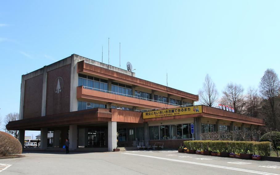 役所 野木町役場