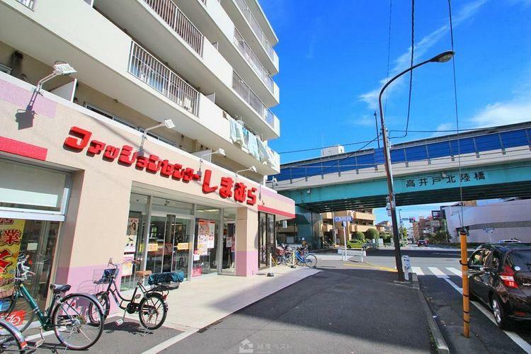 ショッピングセンター ファッションセンターしまむら宮前店 徒歩4分。