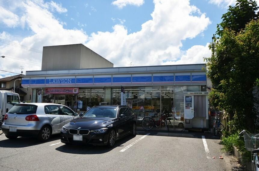 コンビニ 【コンビニエンスストア】ローソン川西清和台西店まで717m
