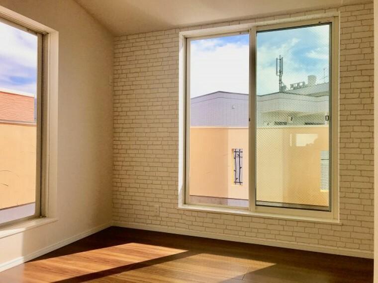 洋室 3階居室 日当りも良好でおすすめです!