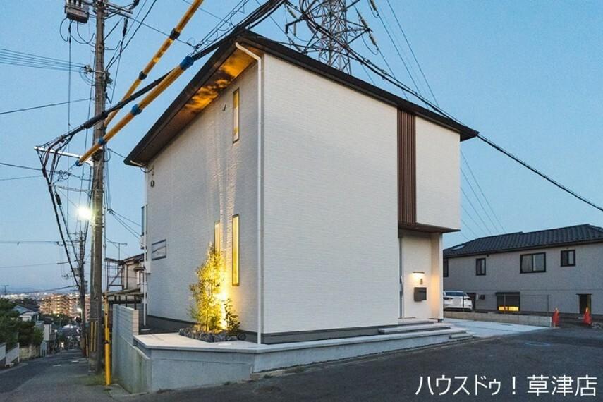 外観・現況 JR膳所駅まで徒歩10分・京阪膳所駅まで徒歩12分の立地です。