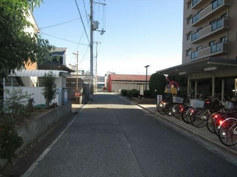 ■近鉄南大阪線「不忍駅」より徒歩3分で通勤通学にも便利です!■