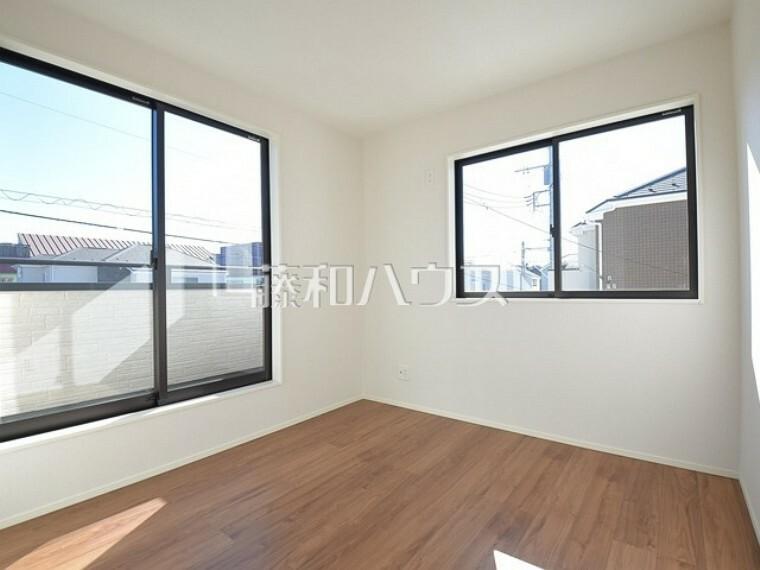 1号棟  2面採光で風通しの良いお部屋です。  【武蔵野市八幡町3丁目】