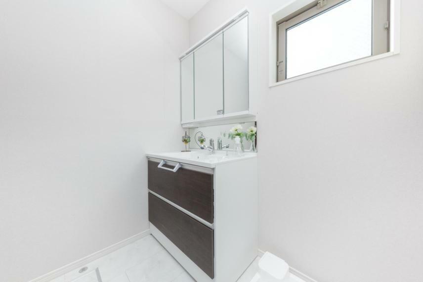 洗面化粧台 2号棟洗面所