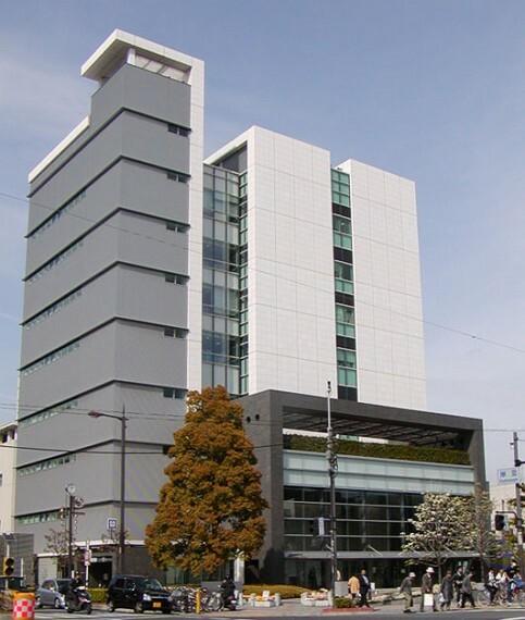 役所 【市役所・区役所】大阪市西成区役所まで1514m
