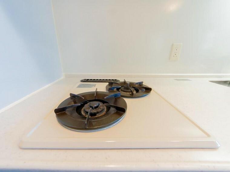 キッチン お手入れのしやすさ、作業動線のよさにこだわったキッチンです。