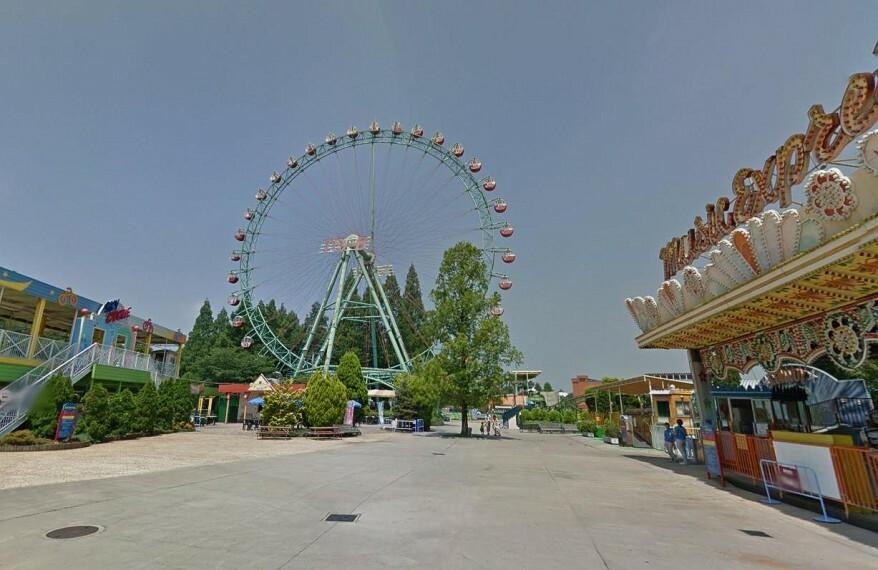 【動物園】東武動物公園まで6408m