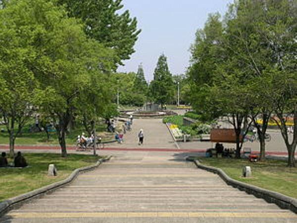 公園 久宝寺緑地