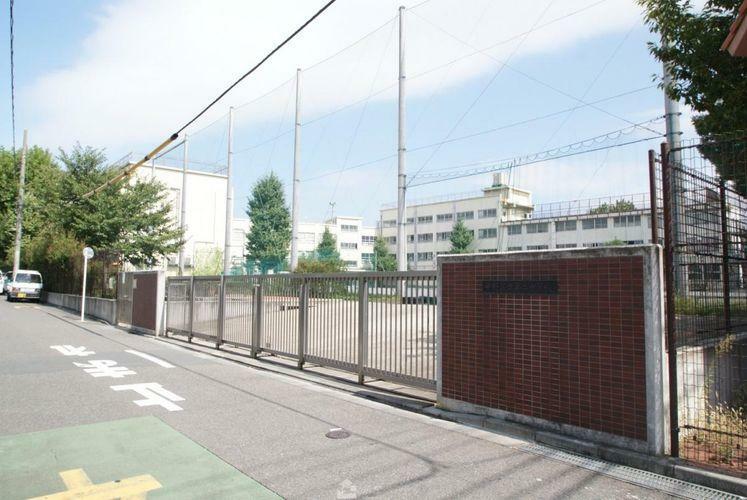 中学校 中野区立第二中学校 徒歩11分。