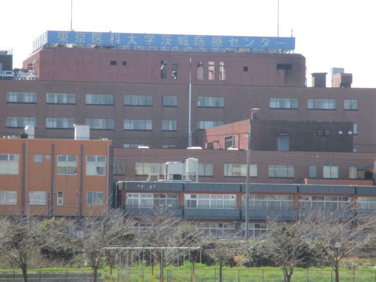 病院 東京医大茨城医療センター