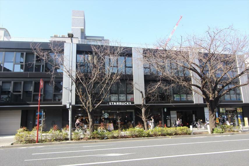 スターバックスコーヒー桜新町店