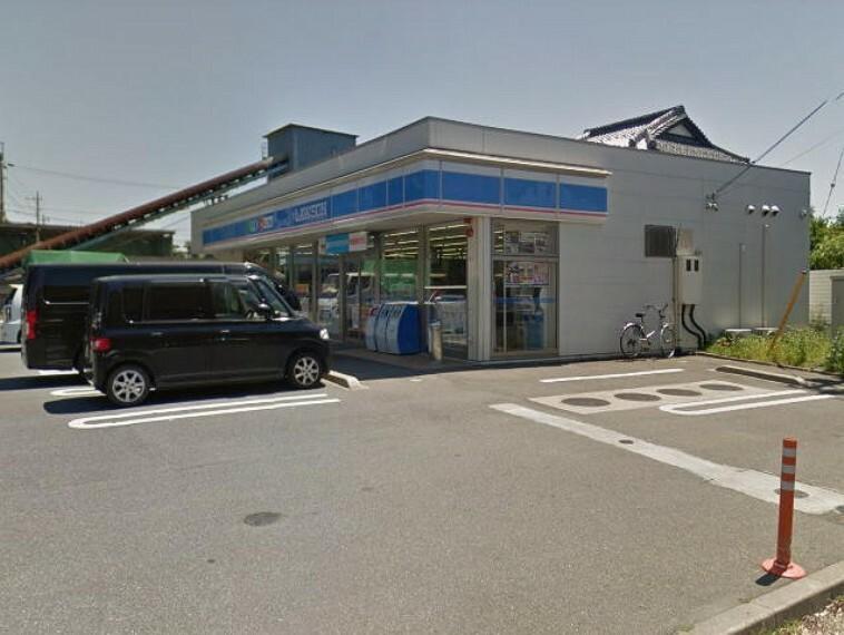 コンビニ ローソン船橋上山町二丁目店