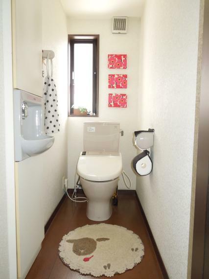 トイレ 1Fトイレ ウォシュレットあり