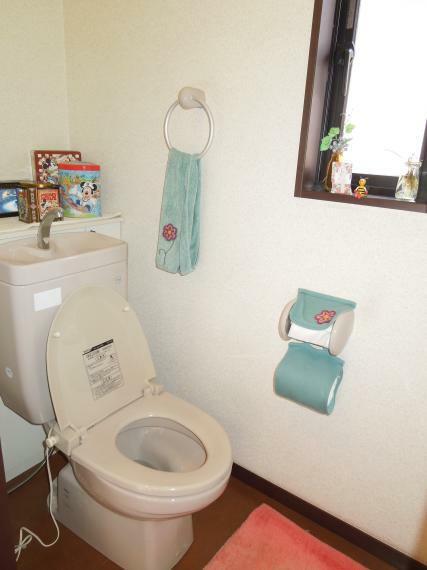 トイレ 2Fトイレ ウォシュレットなし