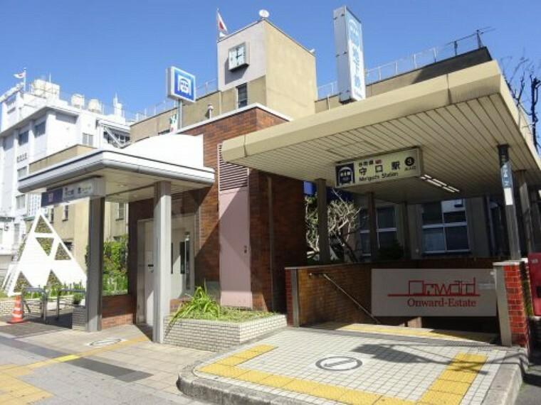 【駅】守口駅まで985m