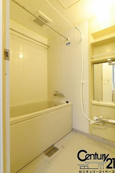 浴室 ■落ち着いた雰囲気の浴室で1日の疲れを癒せます!■