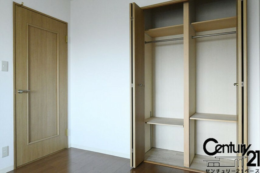 収納 ■全居室に収納スペース完備!■