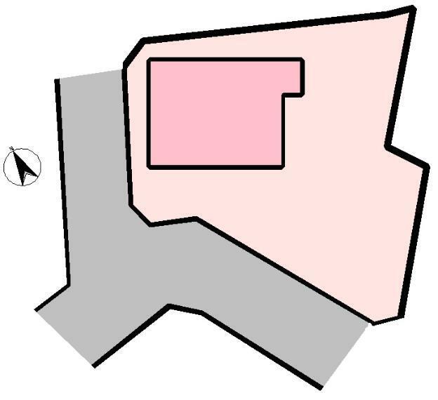 区画図 配置図