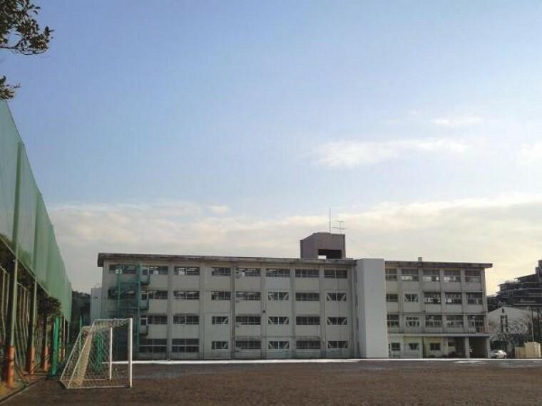 中学校 玉縄中学校