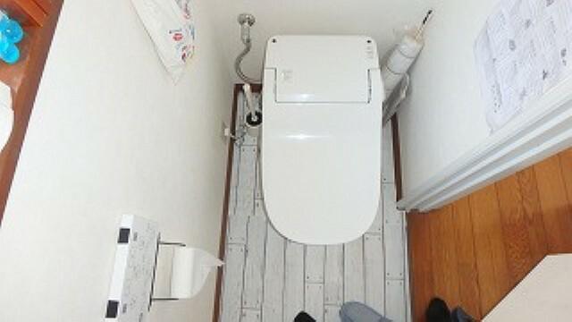 トイレ 現地外観写真