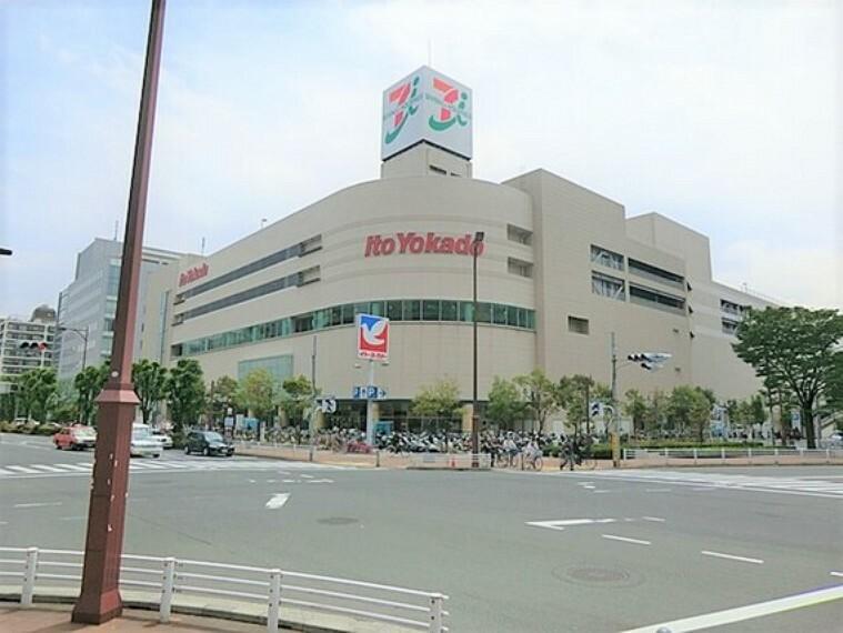 ショッピングセンター 多彩なニーズに応えるスーパーなどの買い物施設が充実。