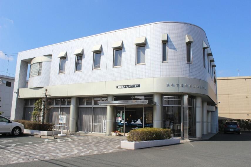 銀行 浜松信用金庫新所原支店