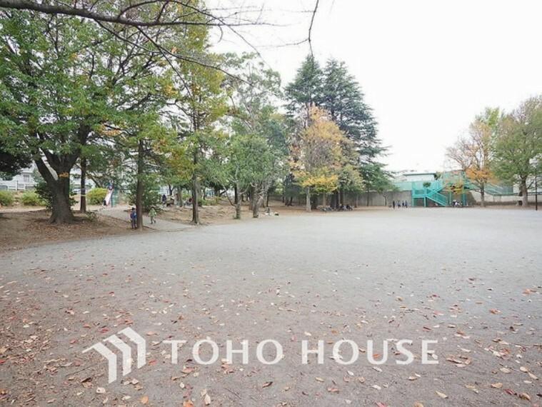 公園 宮前平公園 距離400m
