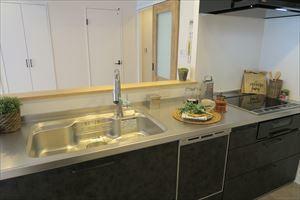 キッチン 食洗器付きのキッチンです!