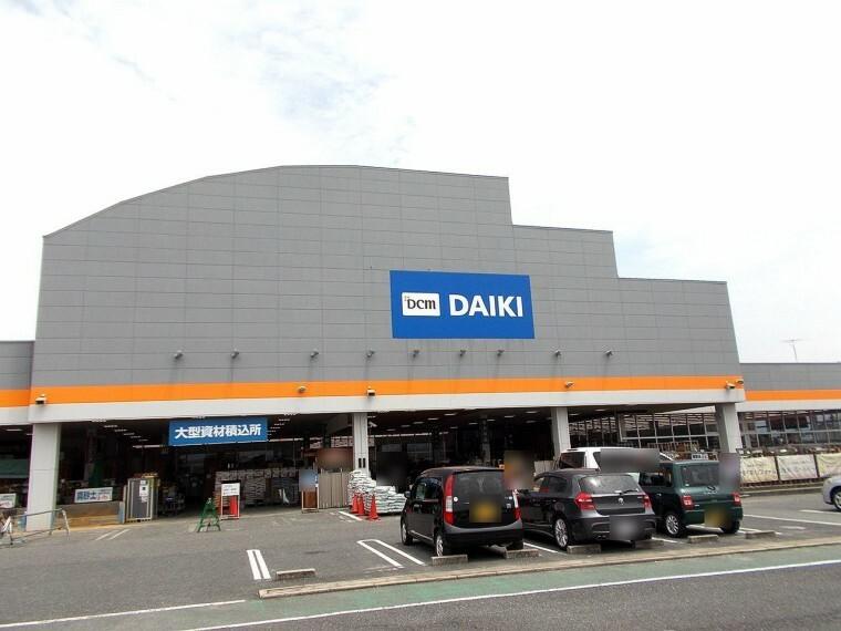 ホームセンター ダイキ新庄高田店(車利用5分)