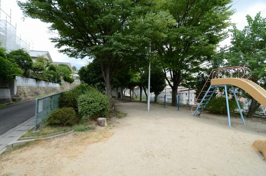 公園 【公園】中筋山手第2公園まで795m