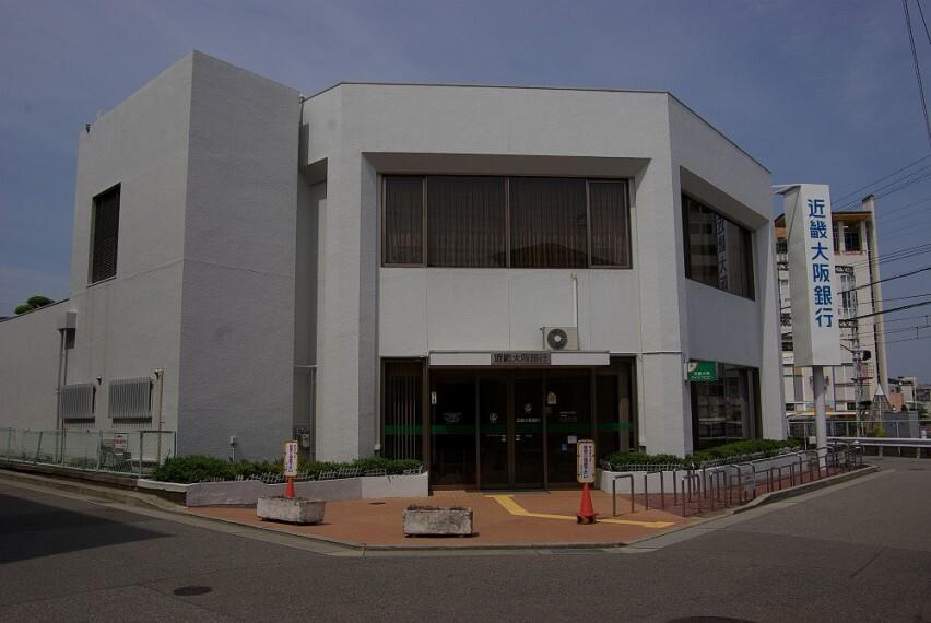 銀行 【銀行】近畿大阪銀行 売布支店まで2485m