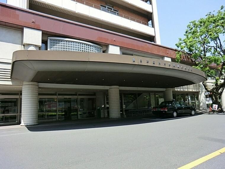 病院 日本医科大学武蔵小杉病院