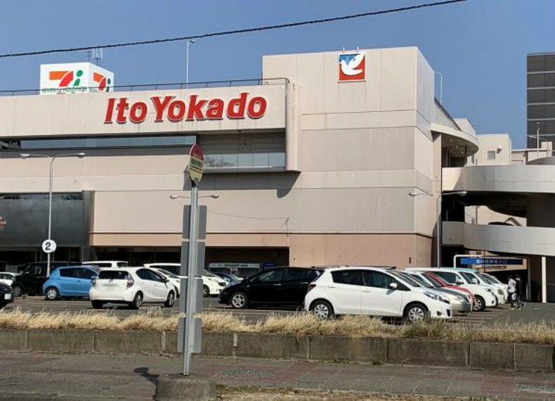 ショッピングセンター <イトーヨーカドー福島店>800m/徒歩10分