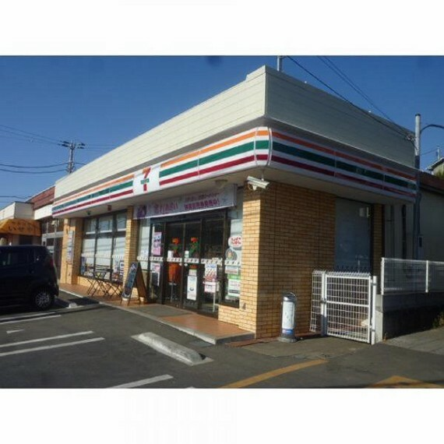 コンビニ セブンイレブン千葉宮野木店 804m