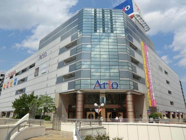 ショッピングセンター Ario(アリオ)仙台泉