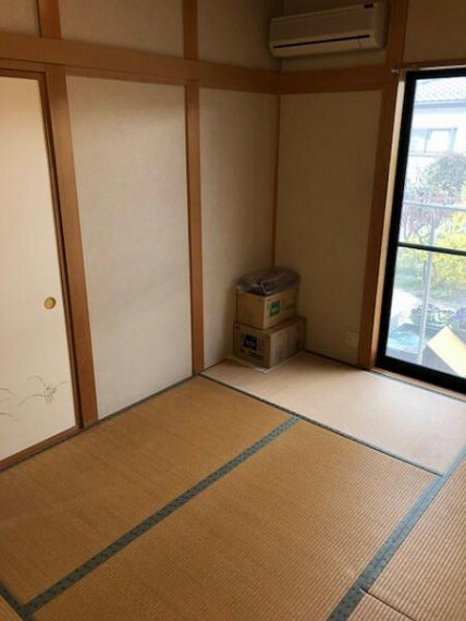 和室は客間やくつろぎの空間としてもお使いいただけるマルチなスペースです。