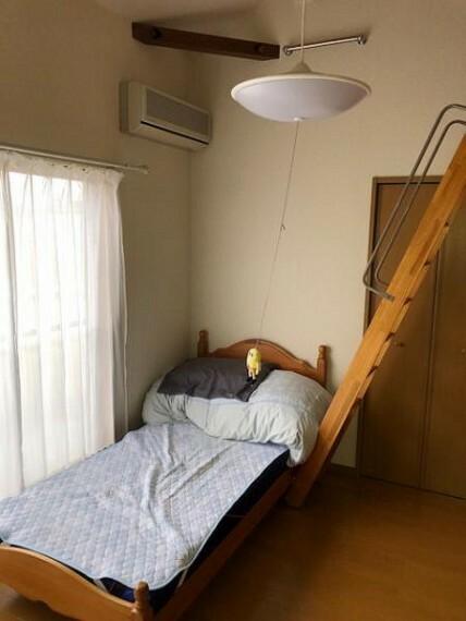 洋室全室に便利なロフト付きです!