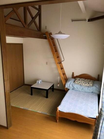 洋室はプライベートな空間をきちんと保てる間取りになっています。