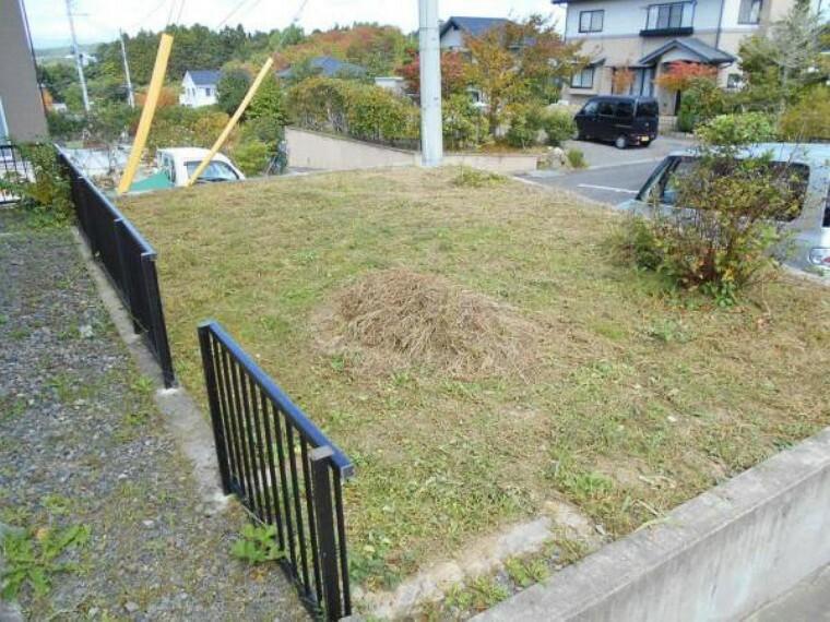 庭 敷地内に家庭菜園を始めたい方にも嬉しいスペースも。