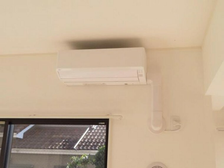 冷暖房・空調設備 エアコン付きです。