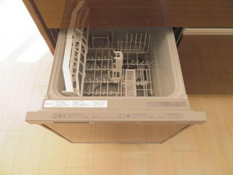 キッチン 食洗機もついています。