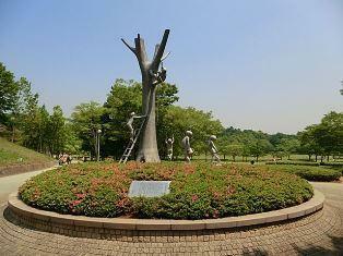 公園 21世紀の森と広場公園