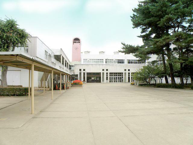 中学校 谷田部東中学校