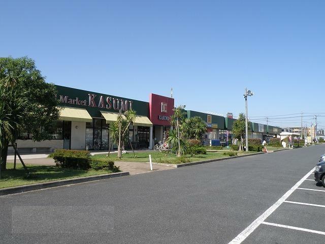 ショッピングセンター レプサモール