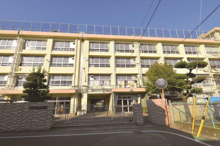 中学校 【谷原中学校】