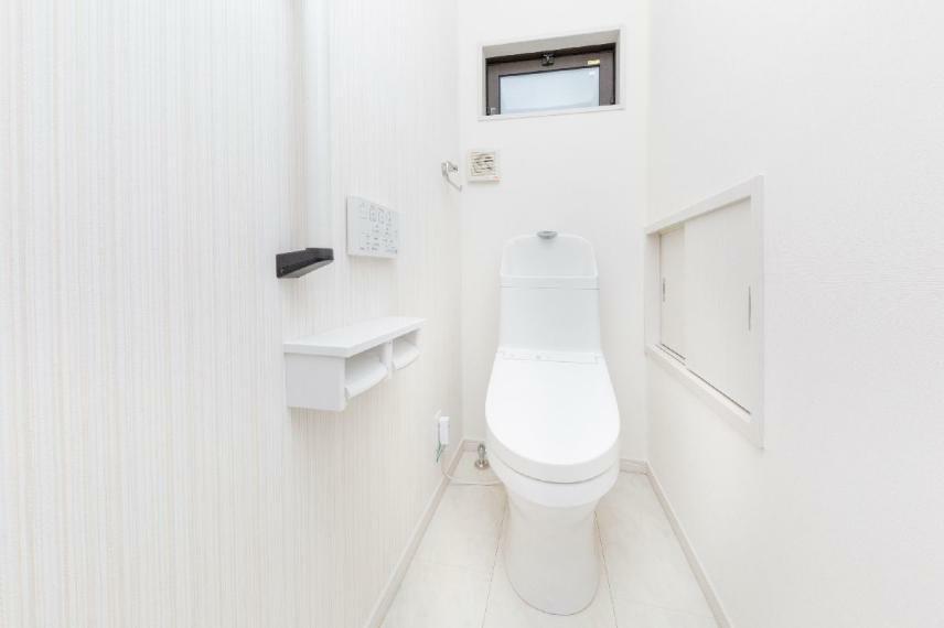 同仕様写真(内観) トイレ/施工例