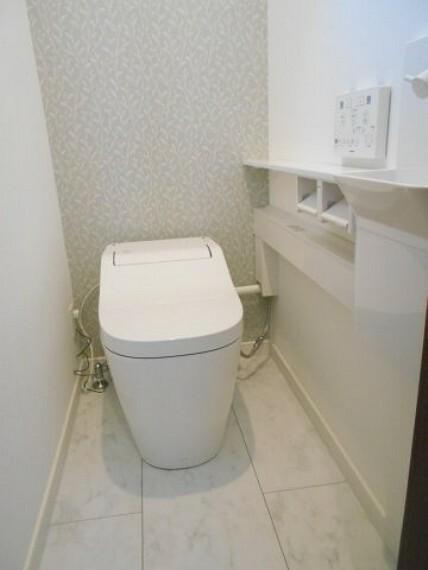 トイレ 1階トイレ。
