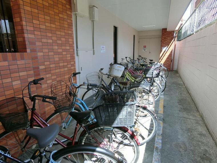 設備 駐輪場