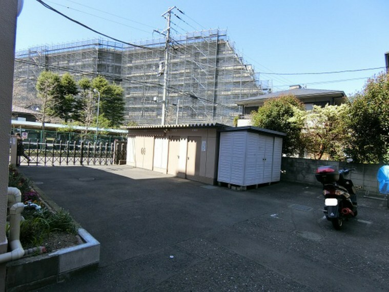 バイク置き場・駐輪場の最新の空き状況はご確認ください。
