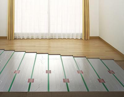 冷暖房・空調設備 TES温水式床暖房